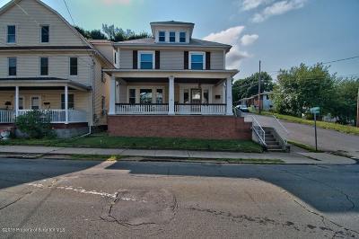 Luzerne County Single Family Home For Sale: 16 La Grange St