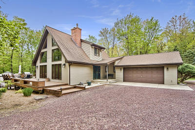 Luzerne County Single Family Home For Sale: 2989 Meadow Run Rd