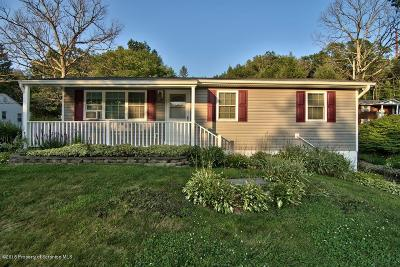 Luzerne County Single Family Home For Sale: 2606 Laurel Run Road