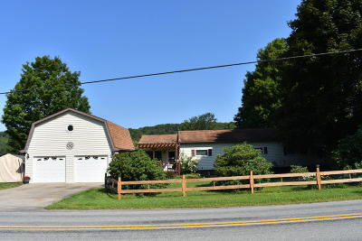 Susquehanna County Single Family Home For Sale: 4087 State Route 1001