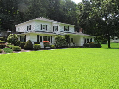 Tunkhannock Single Family Home For Sale: 115 Church Rd