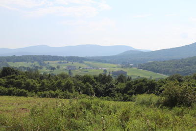 Wyoming County Residential Lots & Land For Sale: Lot 7 Middle Mtn Dr