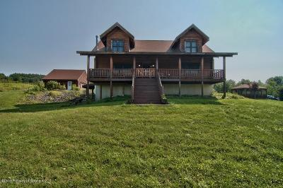 Susquehanna County Single Family Home For Sale: 173 Herrick Rdg
