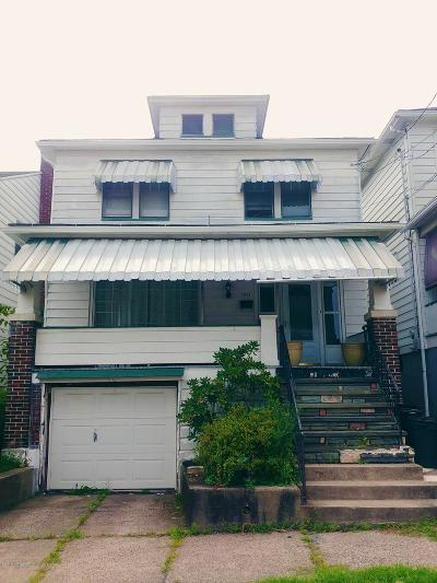 Luzerne County Single Family Home For Sale: 307 Lee Park Ave
