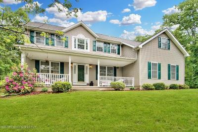 Tunkhannock Single Family Home For Sale: 8 Aspen Ln
