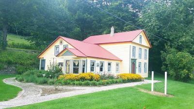 Susquehanna County Single Family Home For Sale: 13015 State Route 92