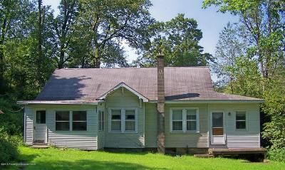 Susquehanna County Single Family Home For Sale: 11 Wickizer Road
