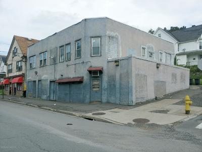 Lackawanna County Commercial For Sale: 1227 Mulberry St