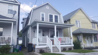 Lackawanna County Single Family Home For Sale: 912 Lincoln Ave