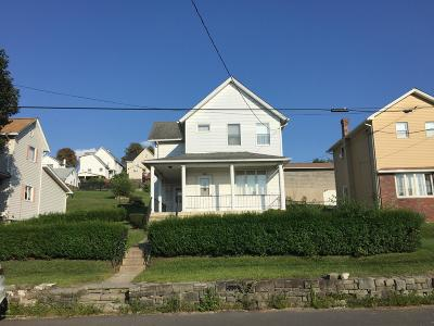 Luzerne County Single Family Home For Sale: 508 Grove St