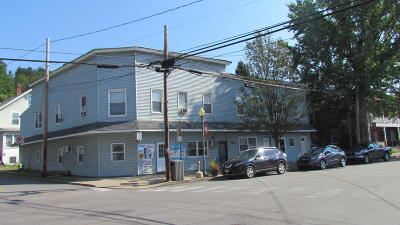 Wyoming County Commercial For Sale: 436 Main St