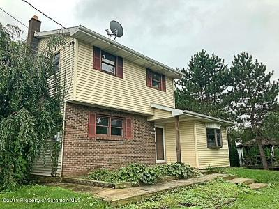 Single Family Home Sold: 3023 Rear Main St