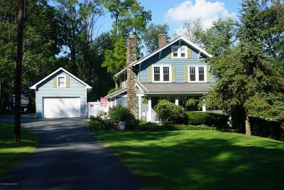 Lackawanna County Single Family Home For Sale: 110 Nelson St