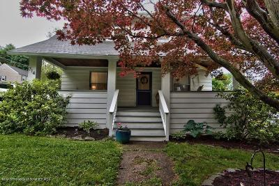 Clarks Summit Single Family Home For Sale: 714 Atherton St