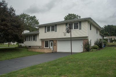 Clarks Summit Single Family Home For Sale: 202 Oakford Rd