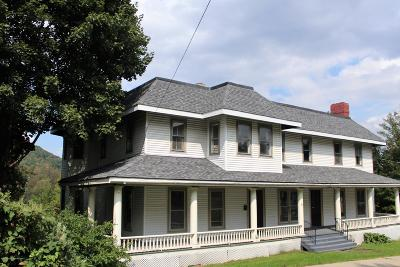 Susquehanna County Single Family Home For Sale: 521-523 Washington St