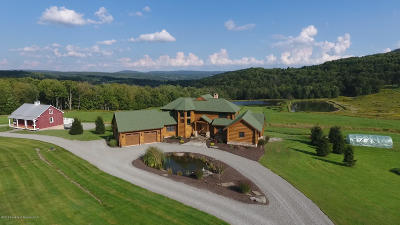Susquehanna County Single Family Home For Sale: 278 Tirzah Road