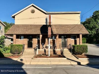 Lackawanna County Commercial For Sale: 322 S Keyser Ave