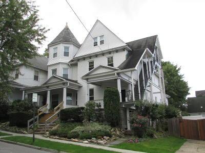 Scranton Multi Family Home For Sale: 1010 1012 Myrtle St