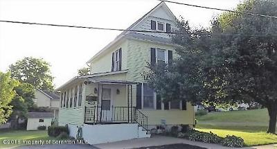Bradford County Single Family Home For Sale: 177 Marsh Street