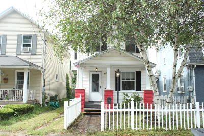 Luzerne County Single Family Home For Sale: 407 Commerce Street