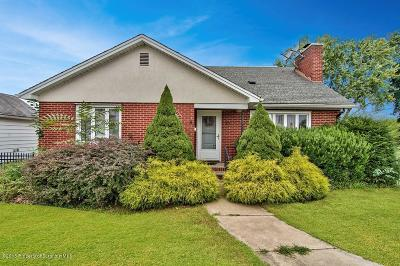 Luzerne County Single Family Home For Sale: 85 Johnson Street