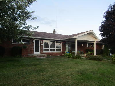 Luzerne County Single Family Home For Sale: R 19 Kenley
