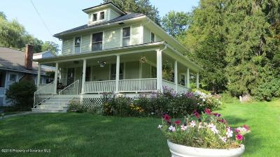 Dalton PA Single Family Home For Sale: $175,000