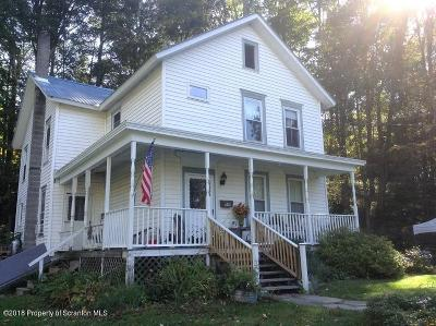 Susquehanna County Single Family Home For Sale: 569 Prospect St