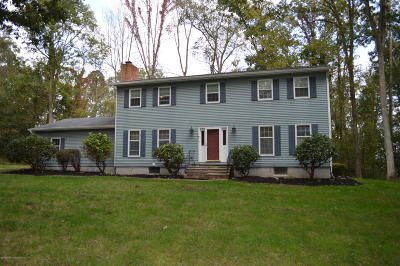 Wyoming County Single Family Home For Sale: 110 Woodcrest Dr