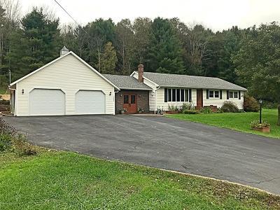 Susquehanna County Single Family Home For Sale: 4768 Sr 167