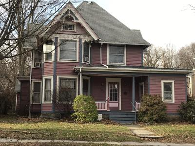 Wyoming County Single Family Home For Sale: 139 Bridge St