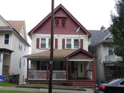 Scranton Single Family Home For Sale: 1035 Clay Ave