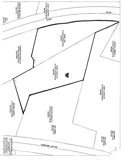 Wyoming County Residential Lots & Land For Sale: 1642 Sr 307