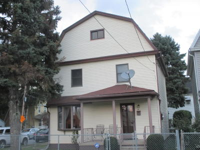 Lackawanna County Single Family Home For Sale: 632 Foster St.