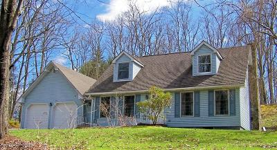 Tunkhannock PA Single Family Home For Sale: $260,000