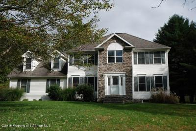 Wyoming County Single Family Home For Sale: 106 Greencastle Road