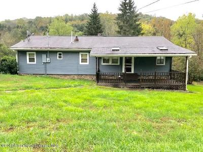 Wyoming County Single Family Home For Sale: 140 Carpenter Rd