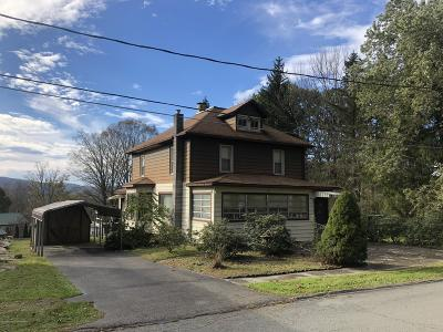 Susquehanna County Single Family Home For Sale: 681 Columbus Ave