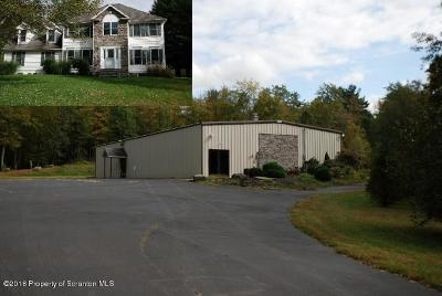 Wyoming County Commercial For Sale: 9 Elm Crest Drive