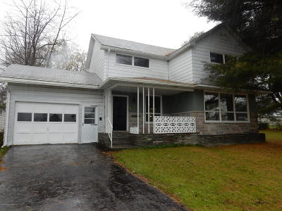 Susquehanna County Single Family Home For Sale: 315 Susquehanna St