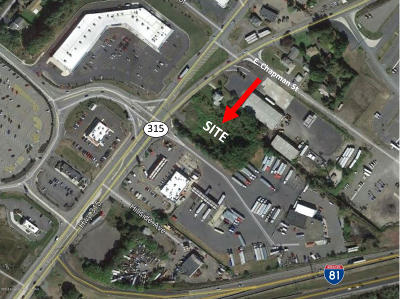 Luzerne County Residential Lots & Land For Sale: 423 Route 315