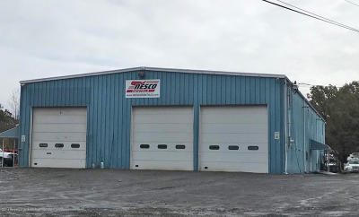 Luzerne County Commercial For Sale: 2101 Barletta Rd