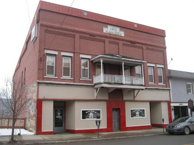 Susquehanna County Commercial For Sale: 604 Main Street