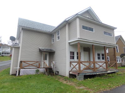 Susquehanna County Multi Family Home For Sale: 302 Pine Street