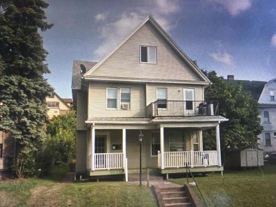 Scranton Multi Family Home For Sale: 812 Quincy Ave