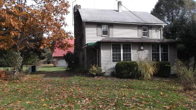 Tunkhannock Single Family Home For Sale: 12 E Lemon Rd