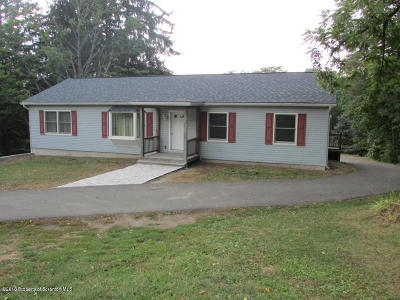 Susquehanna County Single Family Home For Sale: 13207 State Route 29