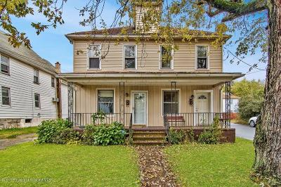 Luzerne County Multi Family Home For Sale: 809 N Main St