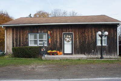 Susquehanna County Single Family Home For Sale: 4059 State Route 492